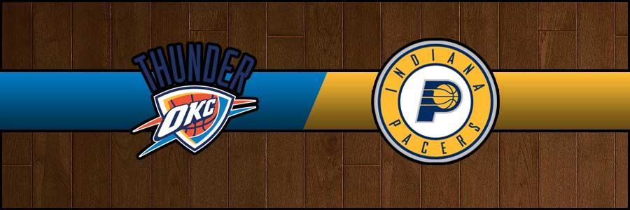 Thunder vs Pacers Result Basketball Score