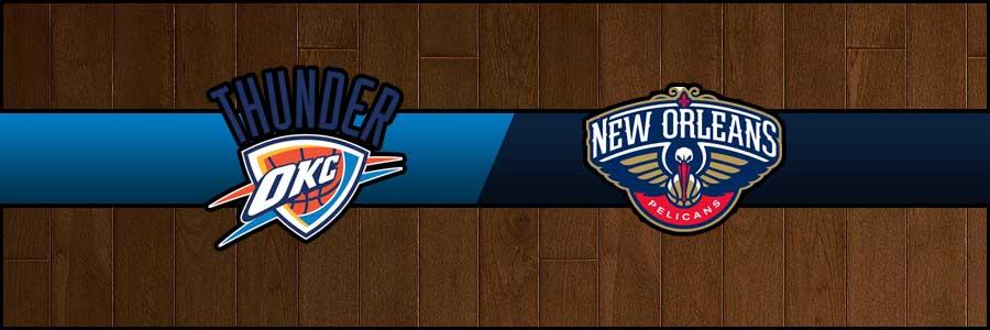 Thunder vs Pelicans Result Basketball Score