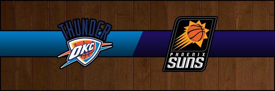 Thunder vs Suns Result Basketball Score