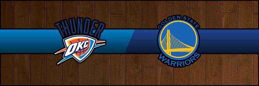 Thunder vs Warriors Result Basketball Score