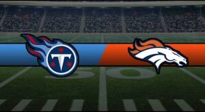 Titans vs Broncos Result NFL Score