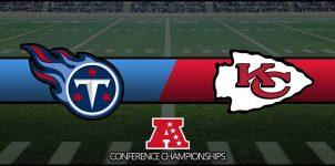 Titans vs Chiefs Result Basketball Score