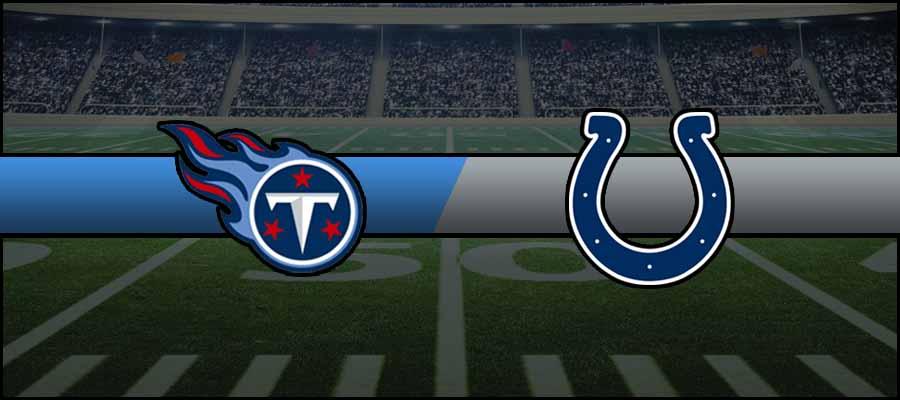 Titans vs Colts Result NFL Score