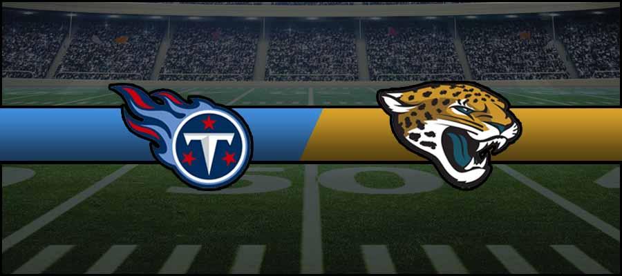Titans vs Jaguars Result NFL Score