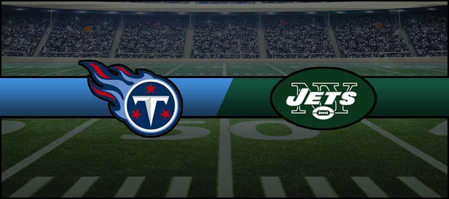 Titans vs Jets Result NFL Score