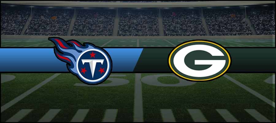 Titans vs Packers Result NFL Score
