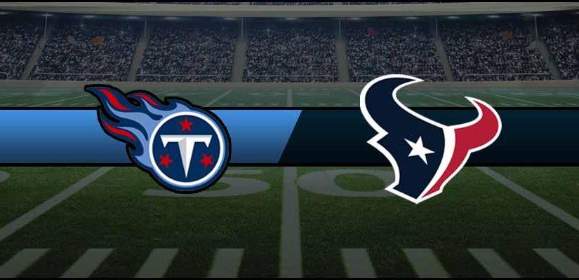 Titans vs Texans Result NFL Score