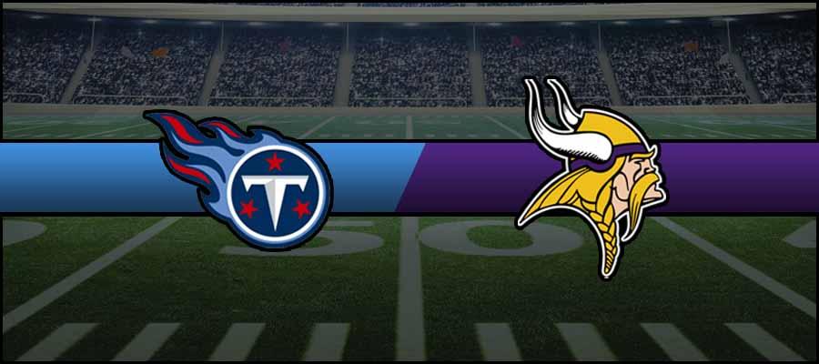 Titans vs Vikings Result NFL Score
