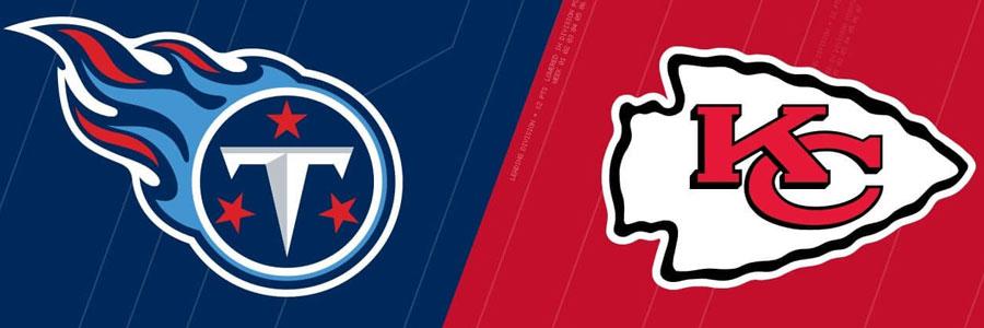 Titans vs Chiefs 2020 AFC Championship Odds, Analysis & Prediction