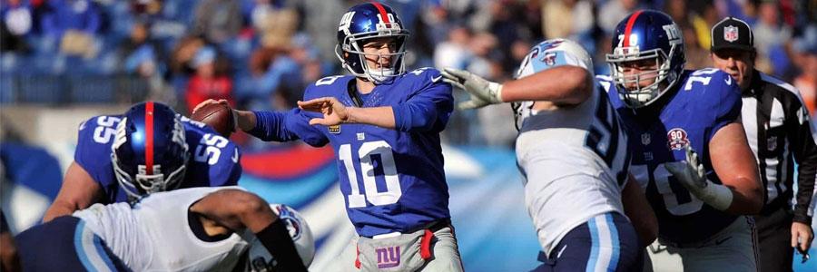 Titans vs Giants NFL Week 15 Spread & Expert Pick