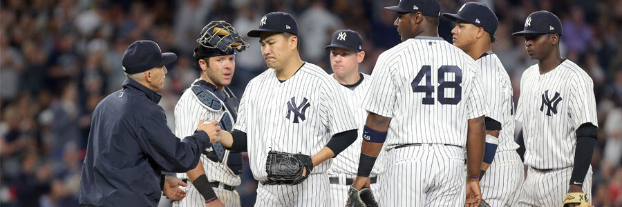 Top MLB Series Odds for This Weekend