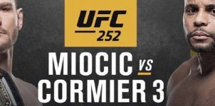 Top Weekend Events: UFC 252 Headline