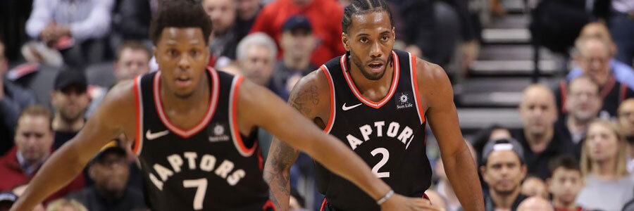Raptors vs Clippers NBA Betting Odds & Game Prediction
