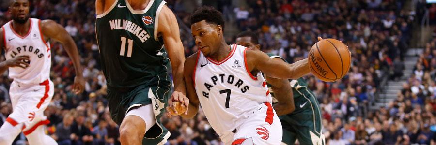 Raptors vs Warriors NBA Odds & Betting Prediction