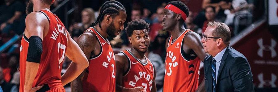 Raptors vs Pacers NBA Odds & Game Prediction