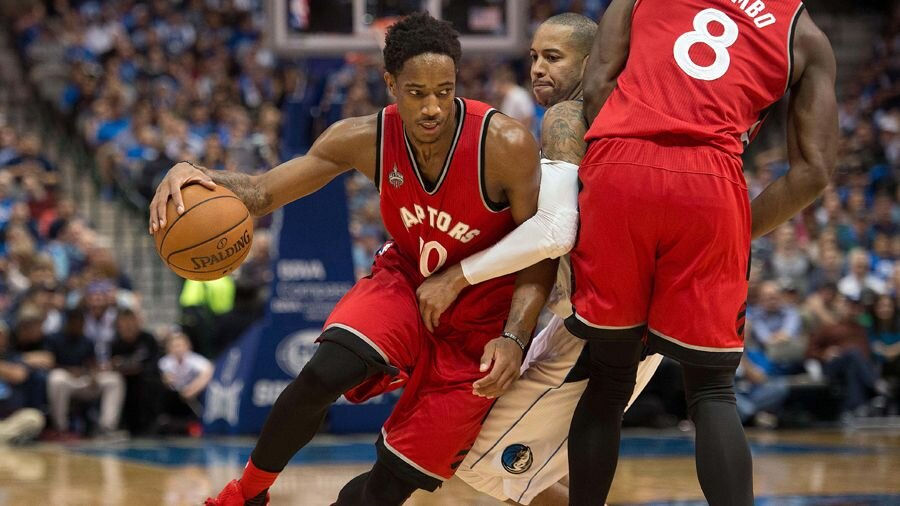 The Raptors will face off against Washington tonight!