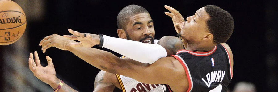 Cleveland at Toronto NBA Playoffs Lines & Game 3 Preview
