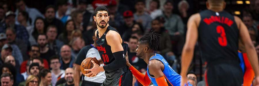 Trail Blazers vs Thunder NBA Playoffs Game 3 Odds, Preview & Prediction