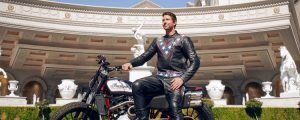Travis Pastrana Channels Evel Knievel in 'Evel Live' Showcase