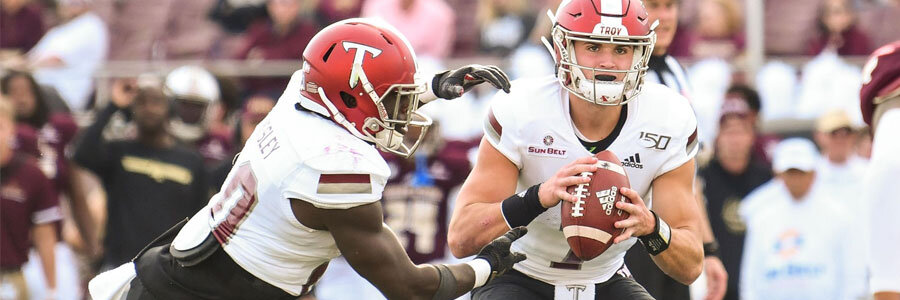 Appalachian State vs Troy 2019 College Football Week 14 Spread & Game Info