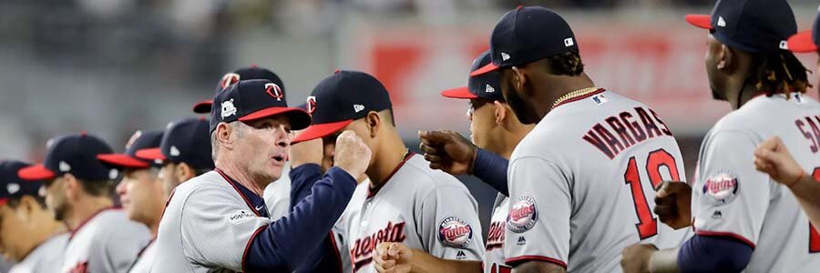 Twins vs AstrosMLB Week 4 Lines & Game Preview