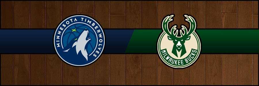Timberwolves vs Bucks Result Basketball Score