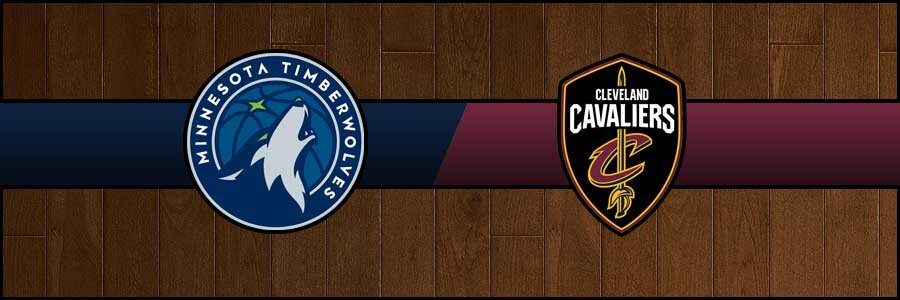 Timberwolves vs Cavaliers Result Basketball Score