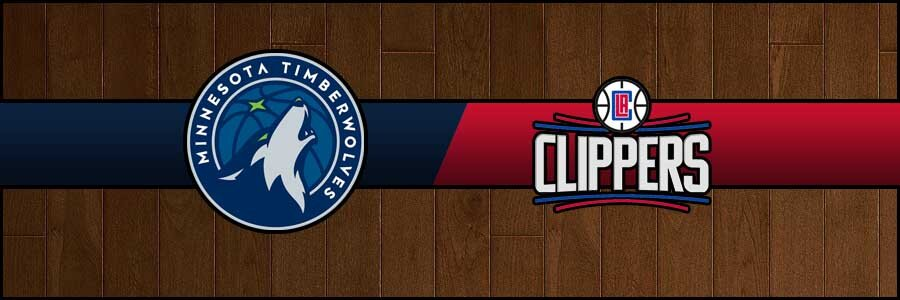 Timberwolves vs Clippers Result Basketball Score