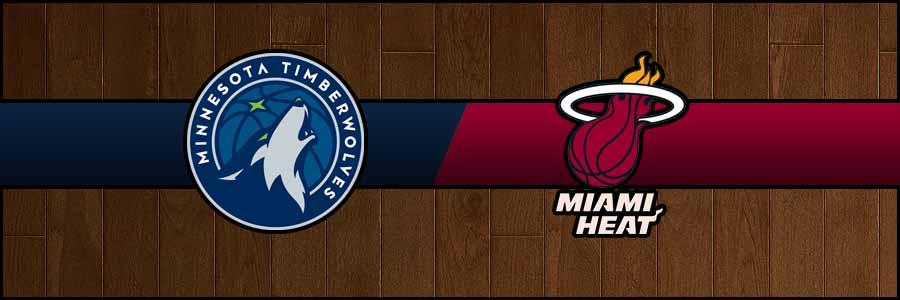 Timberwolves vs Heat Result Basketball Score
