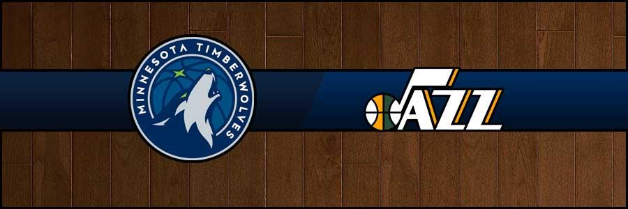 Timberwolves vs Jazz Result Basketball Score
