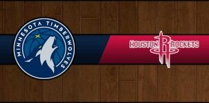 Timberwolves vs Rockets Result Basketball Score