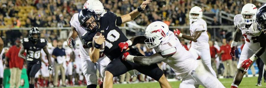 Is UCF a safe bet NCAA Football Week 5?