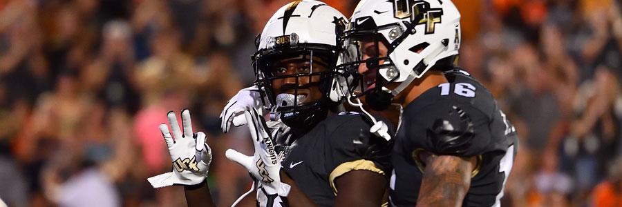 UCF vs Florida Atlantic 2019 College Football Week 2 Lines, Game Info & Analysis
