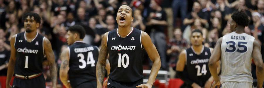 UCF at Cincinnati Odds, Free Pick & TV Info