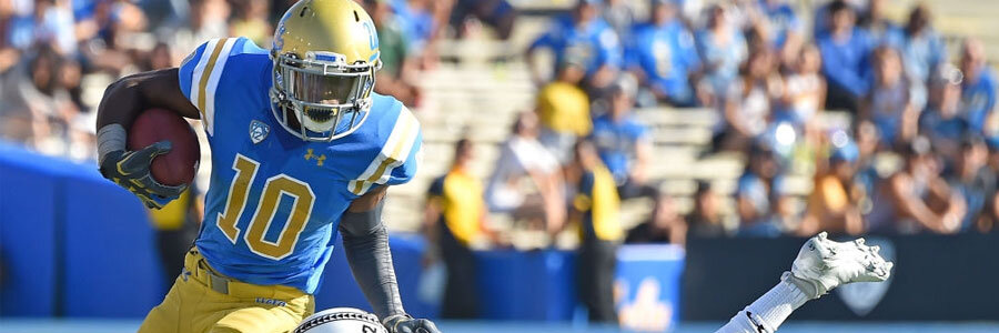 Are the UCLA Bruins a safe bet for NCAA Football Week 12?