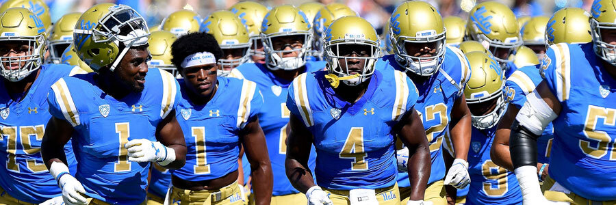 Is UCLA a safe betting pick for Week 1?