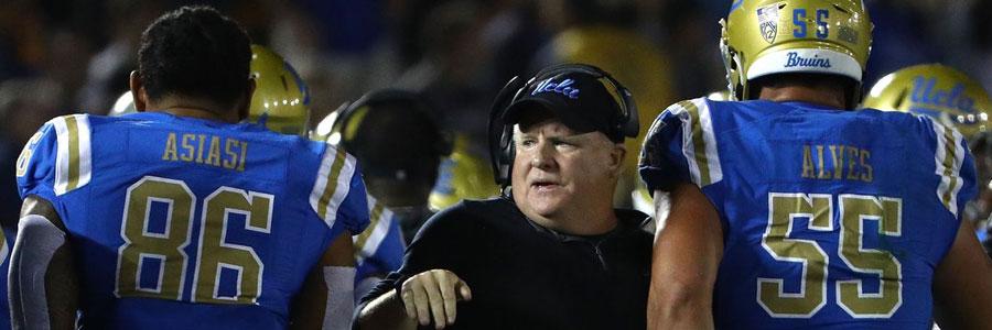 UCLA at Oregon NCAA Football Week 10 Odds & Analysis
