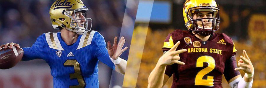 Arizona State @ UCLA NCAA Football Odds Preview