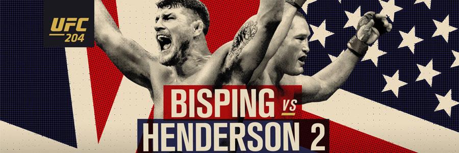 UFC 204 Main Card Expert Picks