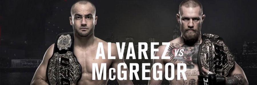 UFC 205 Eddie Alvarez vs Conor McGregor Odds & Expert Pick