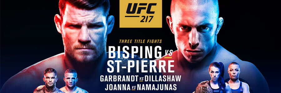 UFC 217 Betting Picks & Predictions for Main Card