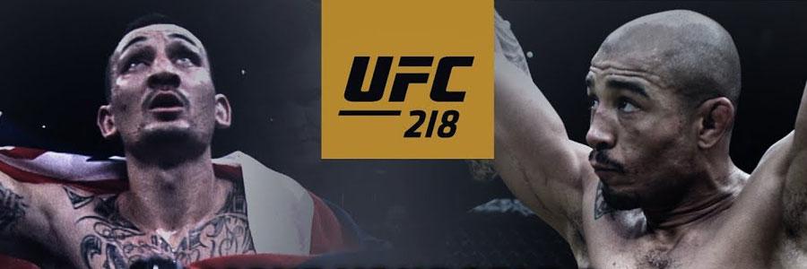 UFC 218 Main Card Preview & Expert Picks