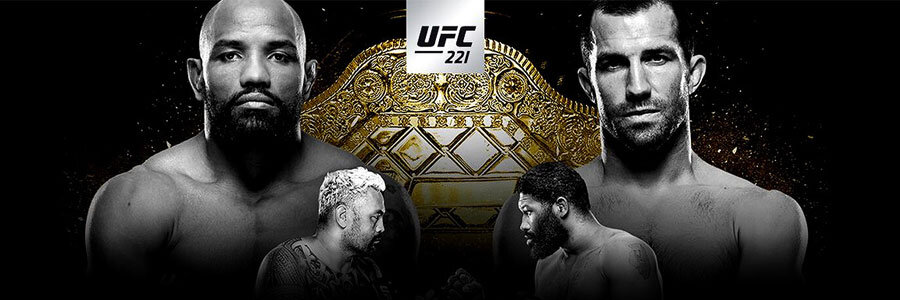 UFC 221 Betting Odds, Picks & Predictions