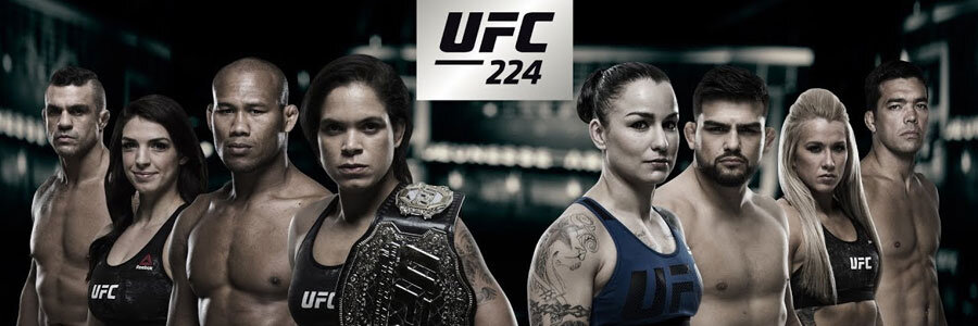 UFC 224 Betting Preview & Predictions