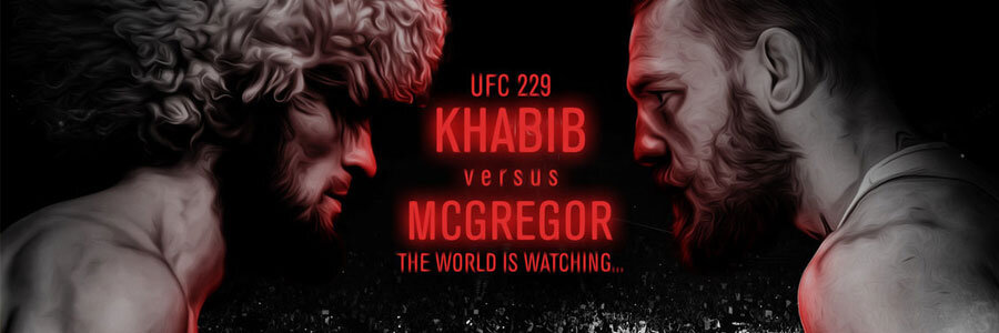 McGregor vs Khabib - How To Bet On UFC 229 and Come Out On Top