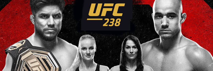 UFC 238 Cejudo vs Moraes Odds, Predictions & Picks