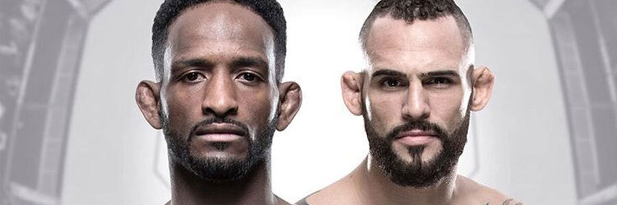 UFC Fight Night Buenos Aires Betting Preview