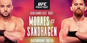 UFC Fight Night: Moraes vs Sandhagen MMA Expert Analysis