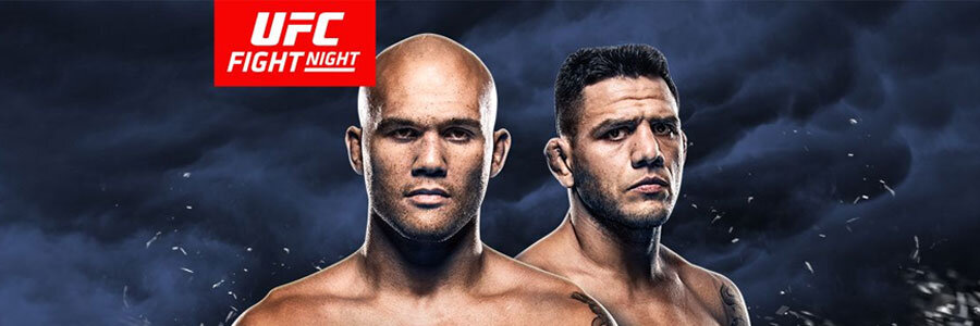 UFC on Fox 26 Main Card Betting Preview