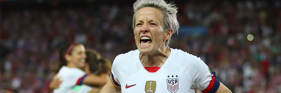 2019 FIFA Women's World Cup Semifinals Odds & Preview